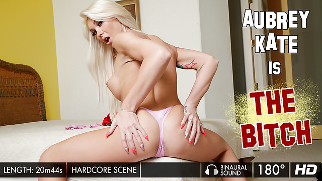 Grooby VR –  Aubrey Kate 'The Bitch'